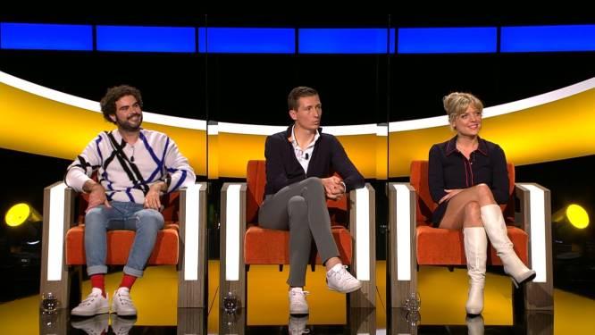 """De """"lelijke"""" sokken van Riadh Bahri en de hoogtevrees van Herman Brusselmans: dit waren de beste momenten uit de zesde 'Slimste Mens'-aflevering"""