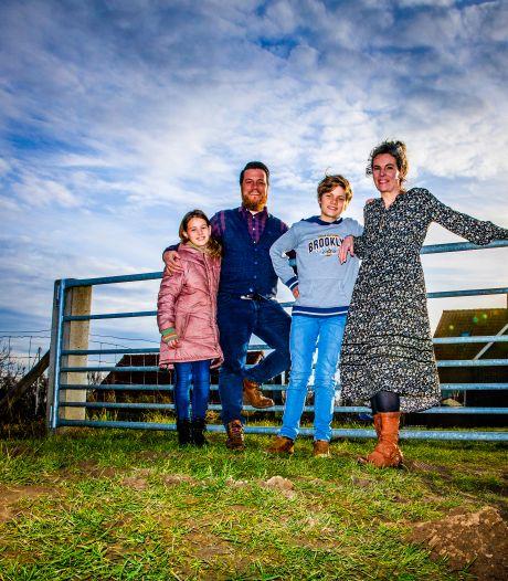 Edwin en Marieke verhuisden van stad naar platteland: 'Nogal een omslag, maar we waren zó verliefd'
