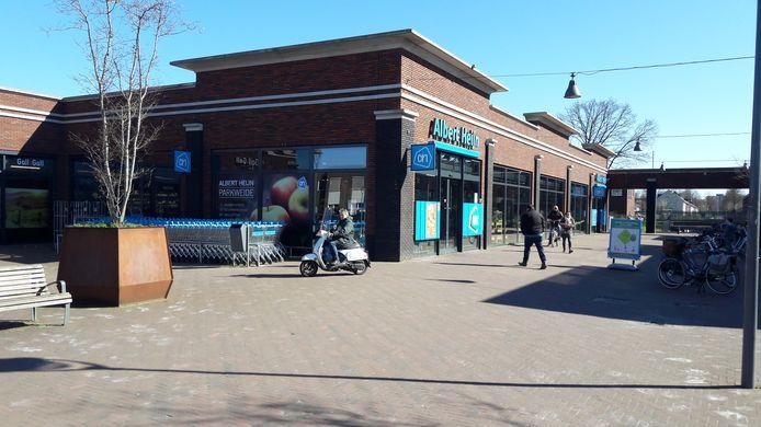 De AH Parkweide in Ede, hier op zondagmiddag, was pleitbezorger voor langere openstelling op zondag.