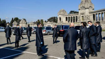 Italië weet zich geen raad met de doden