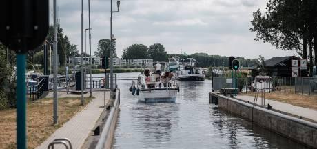 Drukte op Oude IJssel door recreatievaart: twee keer zoveel boten op de rivier