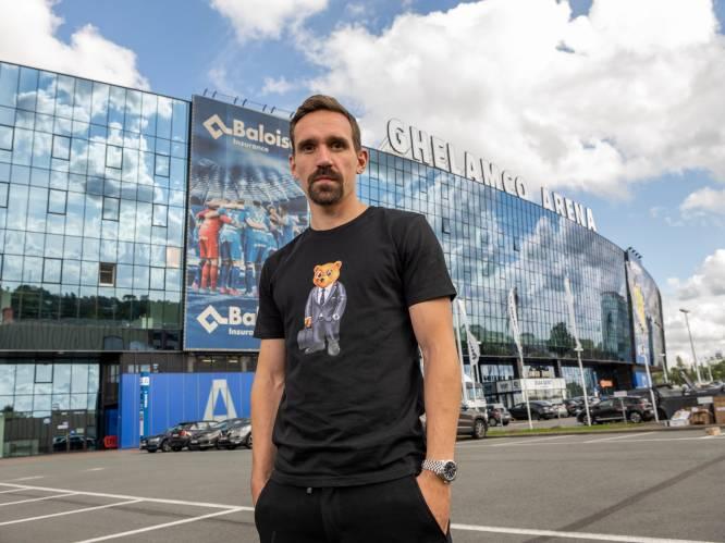 """Sven Kums wil zijn waarde voor AA Gent op het veld bewijzen: """"Ik ben 33, ik moet niet gepamperd worden"""""""