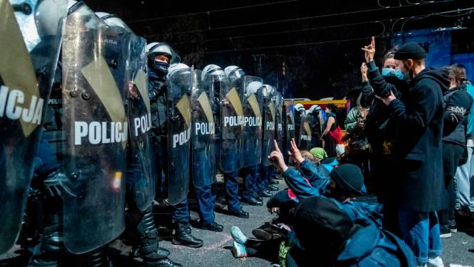 Polen demonstreren tegen strengere abortuswet