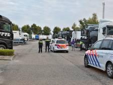 Litouwse trucker bekent steekpartij Tilburg
