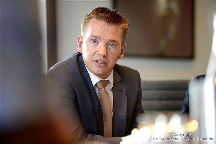 Wethouder Jurgen van Houdt