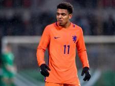 PSV'er Malen klaar voor debuut in Jong Oranje: 'Wil de koning van het starten zijn'