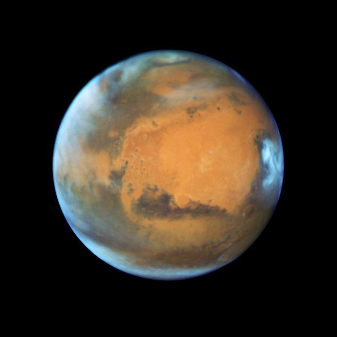 Pianeta Marte.