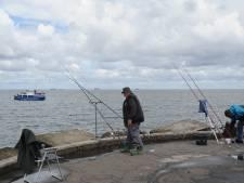 Sportvissers verliezen zaak tegen beroepsvissers