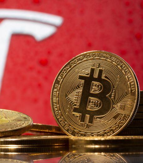 Amerikanen kunnen nu Tesla met bitcoins kopen