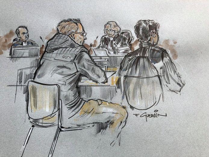 De rechtszaak rond Andres Rodriguez.