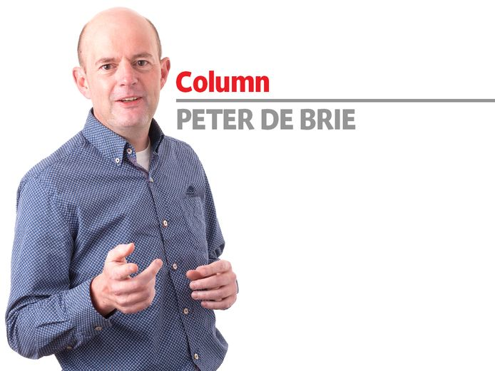 Column Peter de Brie
