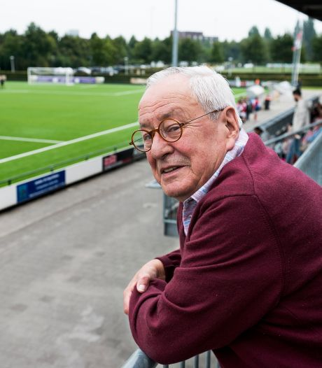 Peoplemanager Loek heeft bij UVV een missie: 'Deze club moet toch in de tweede klasse spelen?'