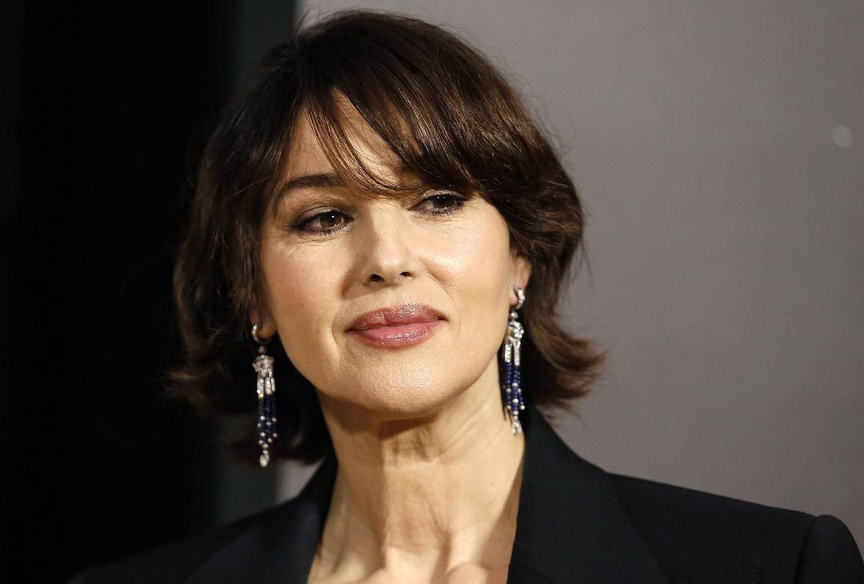 Monica Bellucci neemt de rol van Jo De Meyere over.