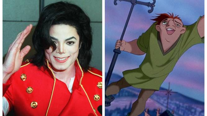 """Michael Jackson wilde meewerken aan 'De Klokkenluider van de Notre Dame': """"Maar Disney zei nee"""""""