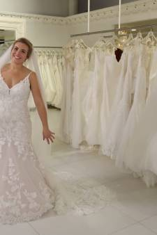 Vlak na Say Yes to the Dress krijgt kleuterjuf Fianne uit Deventer enorme klap: 'Alles ging goed, tot de 20 wekenecho...'
