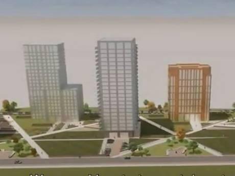 Spijkenisse krijgt zes extra flatgebouwen langs de Oude Maas
