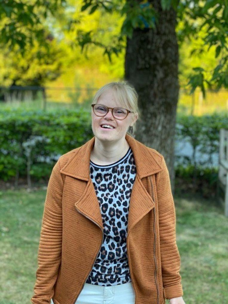 Hanneke vanEsch: 'Ik wil mijn neefje knuffelen.' Beeld Tilburg Mediafonds