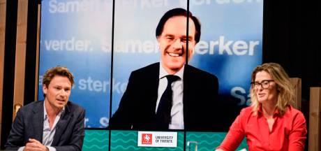 Premier Rutte ziet VVD niet als partij van de grote bedrijven: 'Afschaffen dividendbelasting was een mislukking'