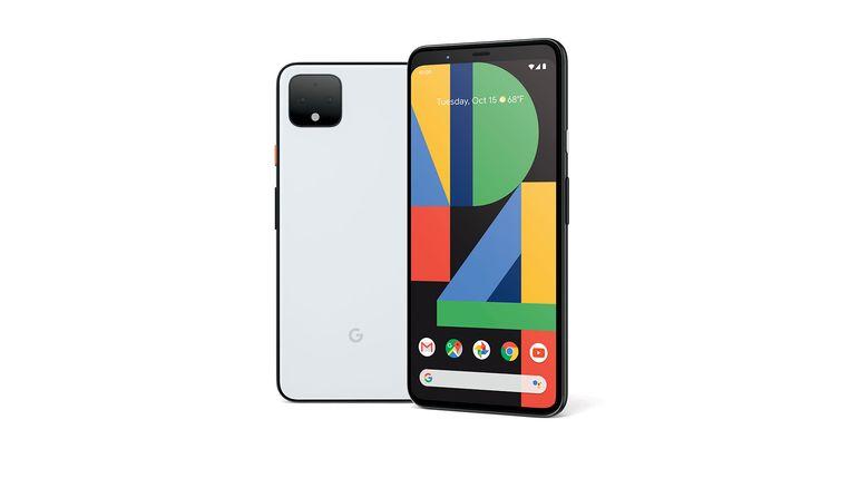 De Pixel 4-smartphone. Beeld Google