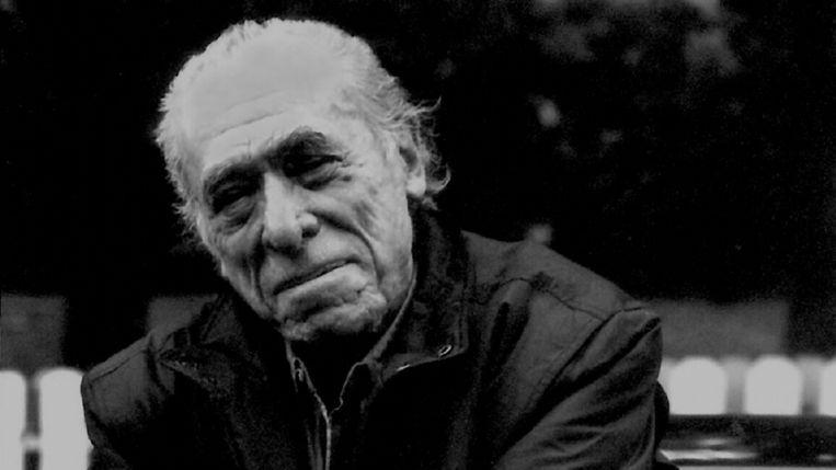 Bukowski party. Beeld Linda Bukowski