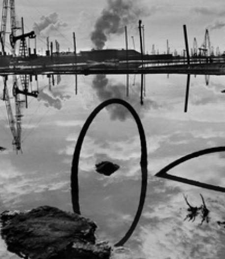 Hoe zware industrie het landschap kan verwoesten, dat is nu te zien in Museum Helmond