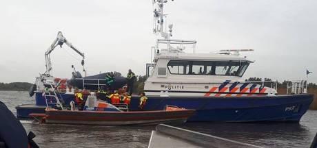 Stoffelijk overschot gevonden in Hollands Diep, politie doet onderzoek