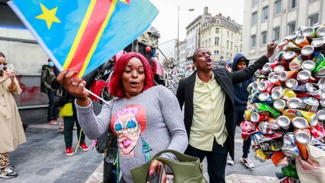 """Congolese Belgen verwachten meer: """"Wie écht spijt heeft, zegt sorry"""""""