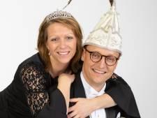 Prins Koen d'n Urste en prinses Resja heersen over Heikrikkels in Mariaheide
