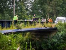 Dode aangetroffen in kanaal aan Vamweg in Mierlo, politie gaat niet uit van misdrijf