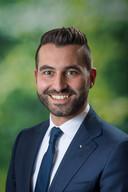 Wethouder Stephan Nienhuis