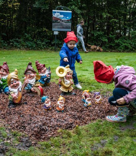 Het Mariënheemse bos heeft er ruim 60 nieuwe bewoners bij: 'Ze zijn er in alle soorten en maten'