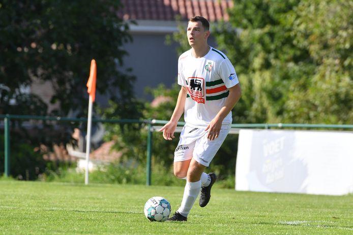 Lucas Verbelen hoopt dat Wambeek-Ternat in de burenstrijd tegen Liedekerke zijn niveau een ganse wedstrijd kan aanhouden.