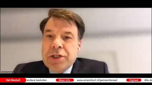 Roald van der Linde, wethouder Amersfoort