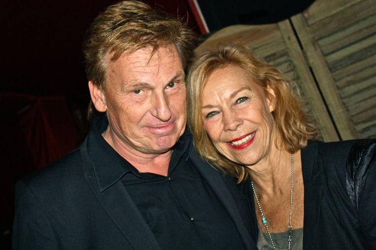 Hennie Huisman en zijn vrouw Lia: 'Dit wordt een fantastisch leuke avond!'   <br /><br /> Beeld