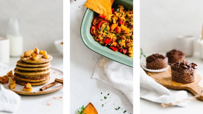 Geen indigestie tijdens de feestdagen? Sandra Bekkari vertelt hoe je in 4 makkelijke stappen gezonder eet én deelt haar gezonde guilty pleasures