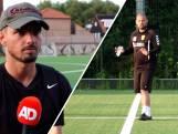 Familiereünie bij DHSC met 'trainer' Wesley Sneijder