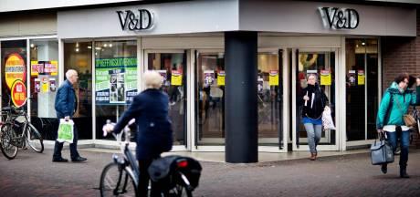 Voorlopig plan: Albert Heijn op V&D-locatie