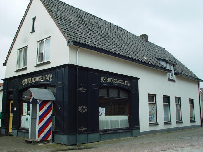 De collectie oorlogshelmen is nog tot en met 20 december te zien in het Achterhoeks Museum.