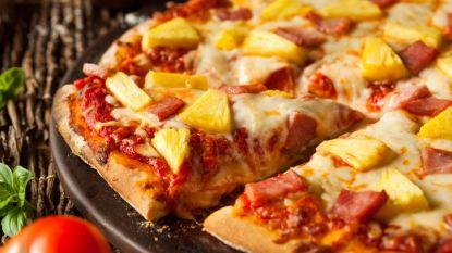 """Verbied ananas op pizza"", vindt IJslandse president"
