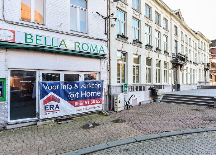 Bella Roma, naast het stadhuis
