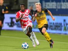 Slowstarter FC Dordrecht slikt forse nederlaag in Kerkrade