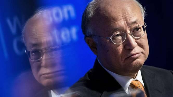 IAEA-chef Amano bezoekt Iran
