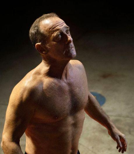Vincent Lindon a mis deux ans à transformer son corps pour jouer dans ce film qu'il n'a pas bien compris