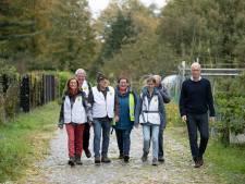 Zeven Antwerpse Grootouders voor het klimaat trekken te voet naar Glasgow