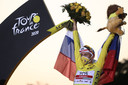 Pogacar won vorig jaar de Ronde van Frankrijk.