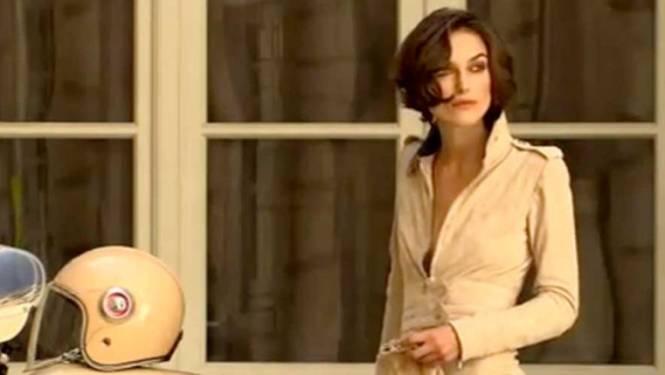 """Keira Knightley, la """"Chanel Superwoman"""""""
