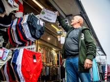 Burgemeester Van Hemmen reageert op smekende marktondernemer: 'Ik kan weinig voor je doen'