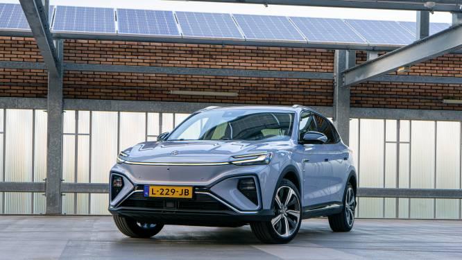 MG pakt door met nieuwe elektrische SUV: Marvel R