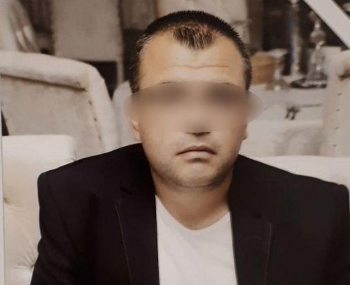 Ahmet Erhan C., de Turkse bewakingsagent die stiekem zou hebben gefilmd in de Belgische ambassade.