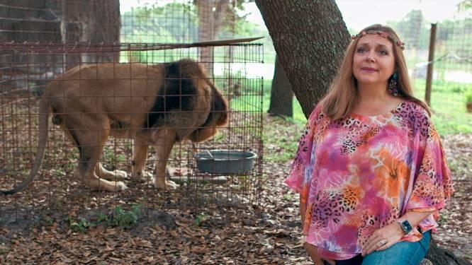 """'Tiger King'-ster Carole Baskin out zich als biseksueel: """"Misschien ben ik geboren in het verkeerde lichaam"""""""